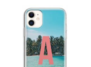 Concevez votre propre coque monogramme iPhone 11