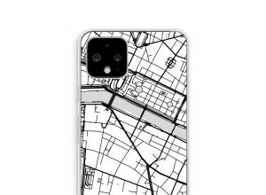 Mettez une carte de ville sur votre coque Pixel 4
