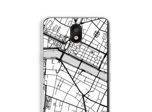 Mettez une carte de ville sur votre coque K30 (2019)