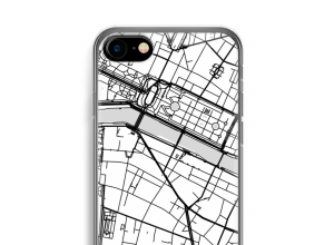 Mettez une carte de ville sur votre coque iPhone SE 2020