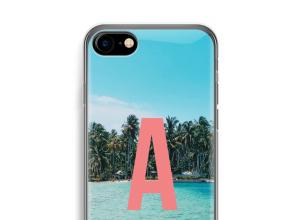 Concevez votre propre coque monogramme iPhone SE 2020