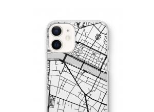 Mettez une carte de ville sur votre coque iPhone 12