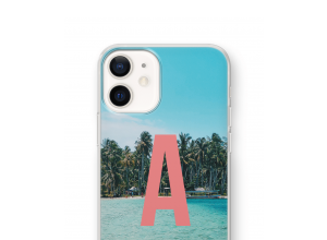 Concevez votre propre coque monogramme iPhone 12