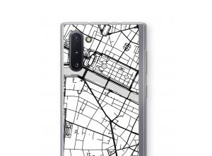 Mettez une carte de ville sur votre coque Galaxy Note 10