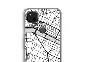 Mettez une carte de ville sur votre coque Pixel 4a