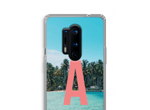 Concevez votre propre coque monogramme OnePlus 8 Pro