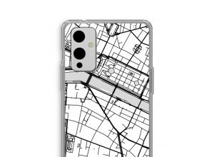 Mettez une carte de ville sur votre coque OnePlus 9