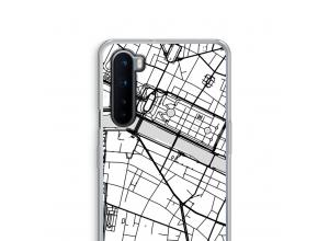 Mettez une carte de ville sur votre coque OnePlus Nord