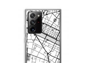 Mettez une carte de ville sur votre coque Galaxy Note 20 Ultra / Note 20 Ultra 5G