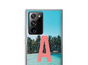 Concevez votre propre coque monogramme Galaxy Note 20 Ultra / Note 20 Ultra 5G